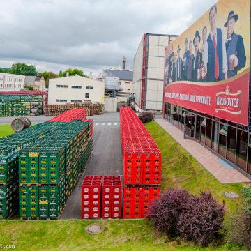 Пивзавод Крушовице в Чехии – как я пиво пил