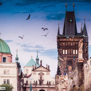 Прогулка по Праге на кораблике