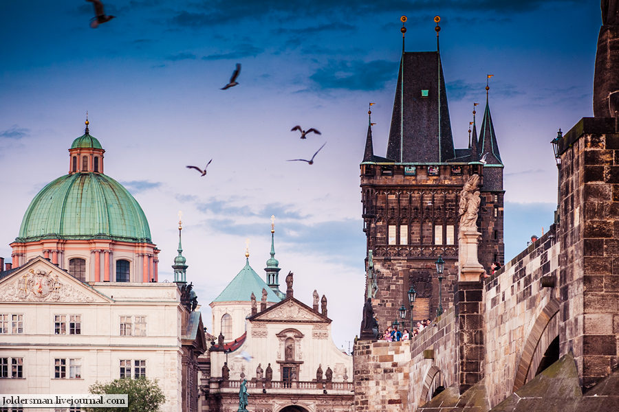 фото Прага