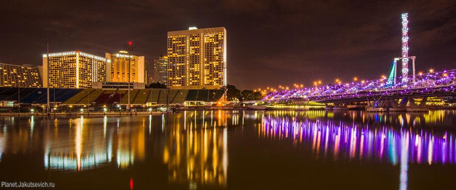 Архитектура Сингапура - город 21 века