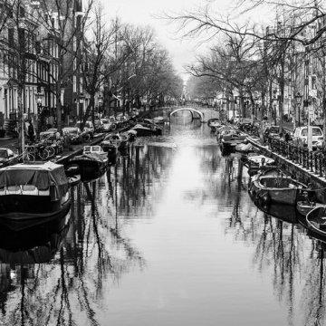 Один день в Амстердаме без наркотиков