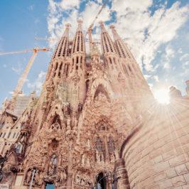 Три дня в Барселоне: день первый