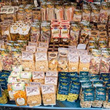 Еда в Риме – рай для гурмана