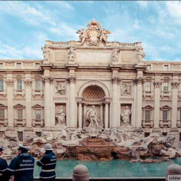 Достопримечательности Рима в фотографиях
