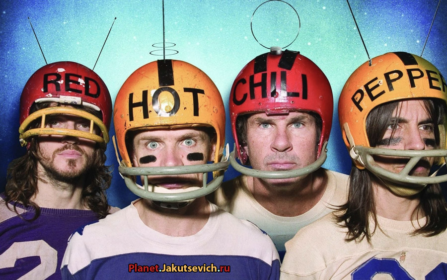 группа red hot chilipeppers