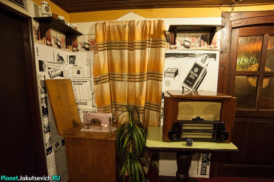 Ресторан Smichovsky Radnicni Sklipek необычные места в Праге