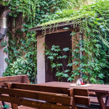 Ресторан в Праге Mon Ami на Жижкове