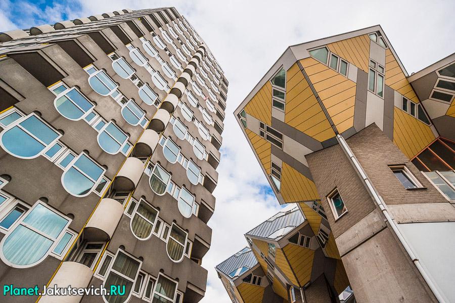 Кубические-дома-в-Роттердаме-фото-Артура-Якуцевича-32