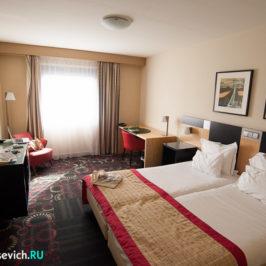 Отель в Роттердаме: Hampshire Hotel — Savoy Rotterdam