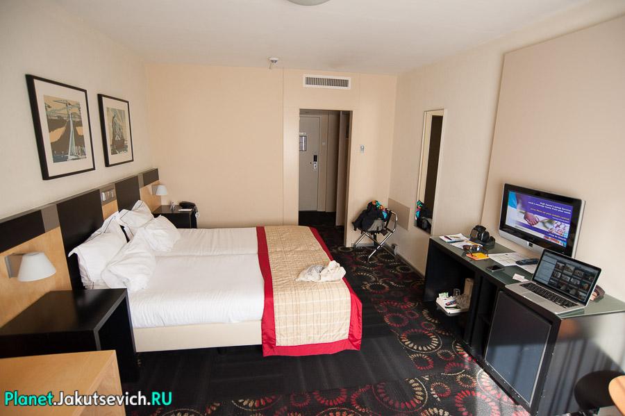 Отель_Hampshire_Hotel_Savoy Rotterdam_в_Роттердаме_2