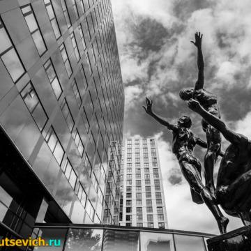 Фотографии Роттердама: Архитектура современного города