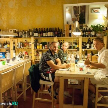 Итальянский ресторан в Праге La Casa
