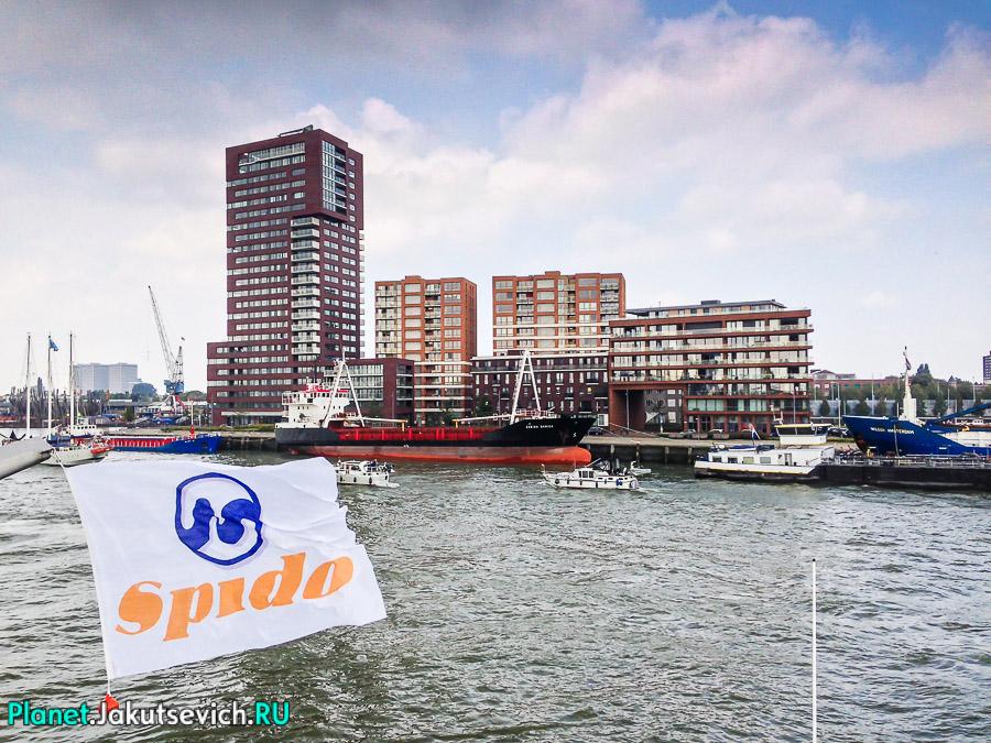 Прогулка-по-Роттердаму-кораблик-09