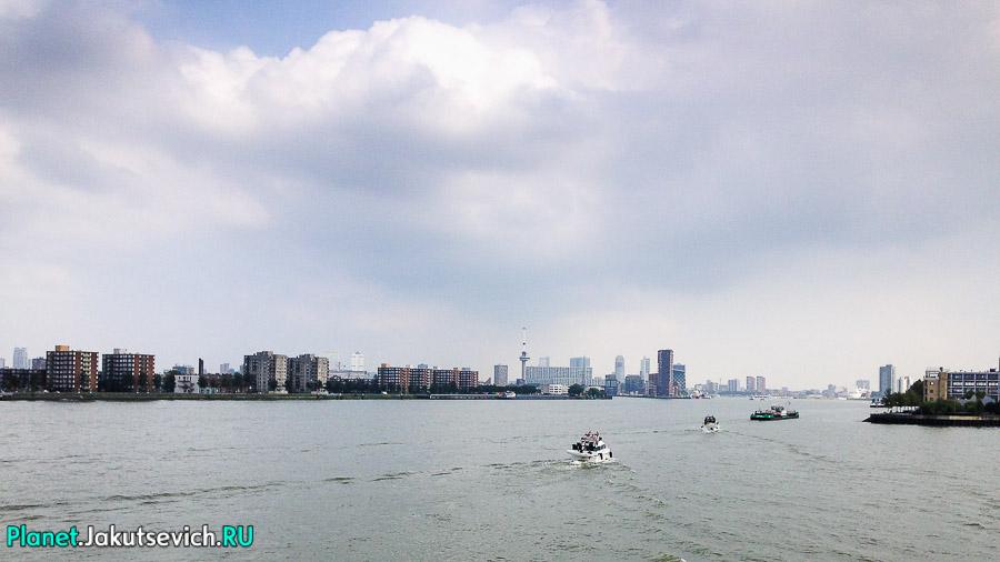 Прогулка-по-Роттердаму-кораблик-11