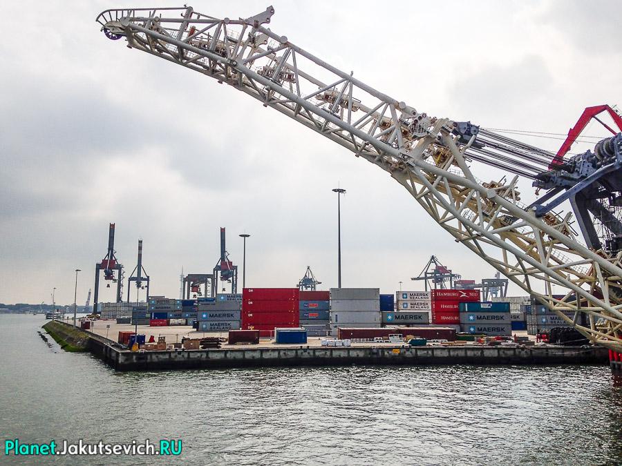 Прогулка-по-Роттердаму-кораблик-12