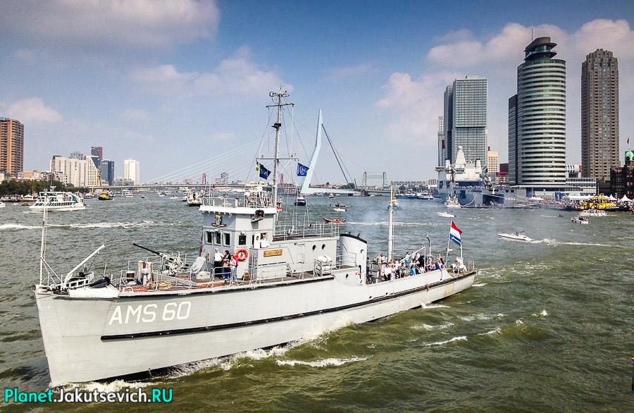 Прогулка-по-Роттердаму-кораблик-23