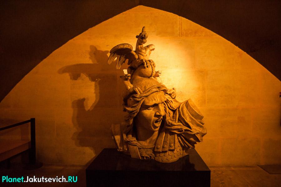 музей, посвященный истории Триумфальной арки