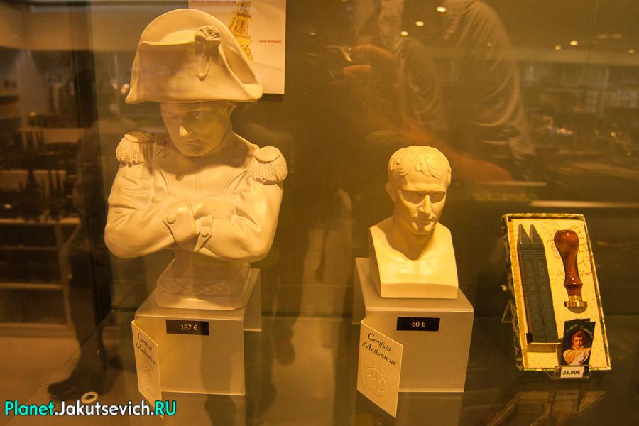 Монумент Наполеона на 187 евро